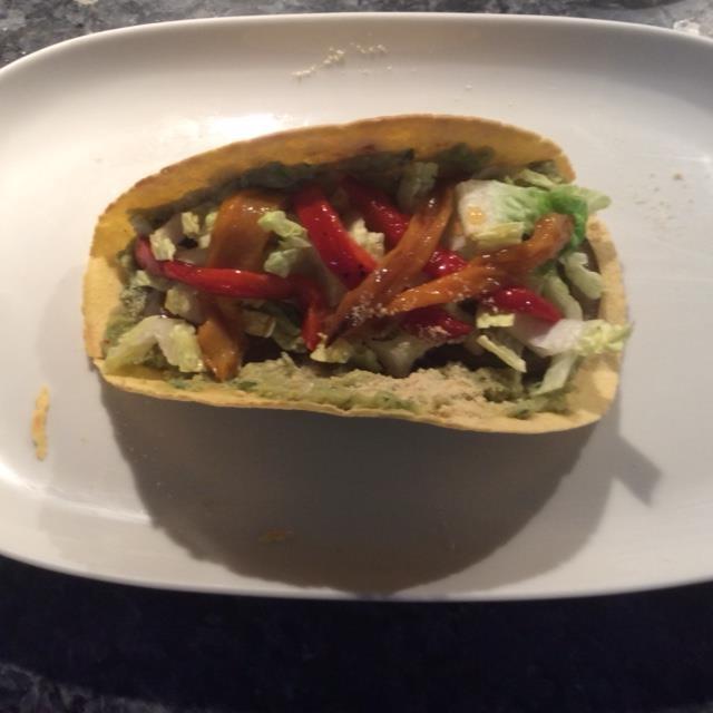Maggie's Avocado and White Bean Wraps #6